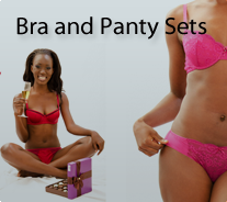 Bra and Panty sets
