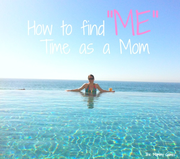 how to find me time as Mom